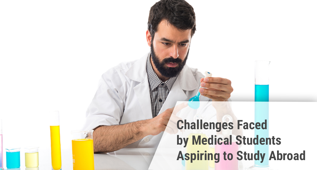 Challenges Faced by Medical Students Aspiring to Study Abroad